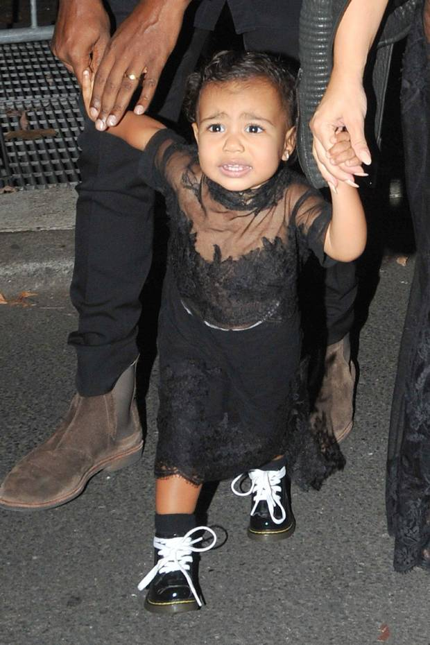 North-West-Givenchy-show-Spring-Summer-2015