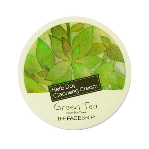 The Face shop HerbdayCleansingCreamGreenTea-152,9