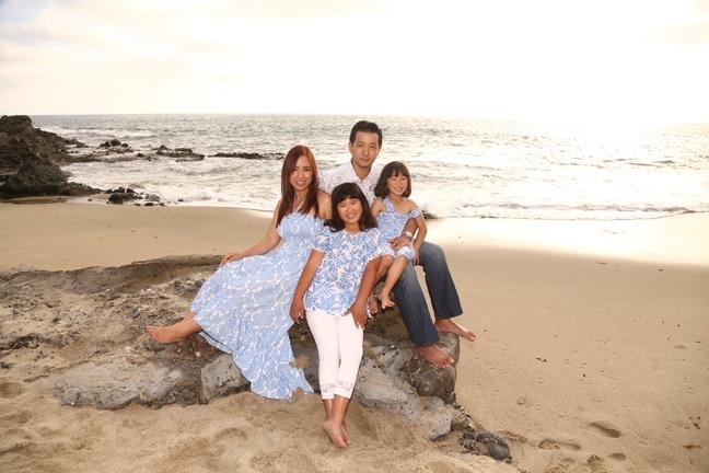 Vera dan keluarga