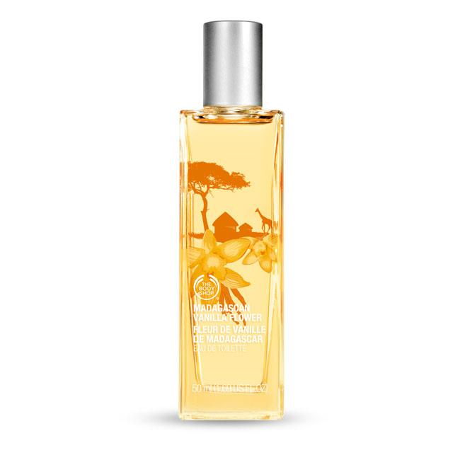 madagascan vanilla flower edt, 269