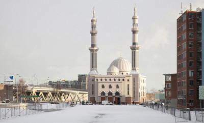 mosque rotterdam