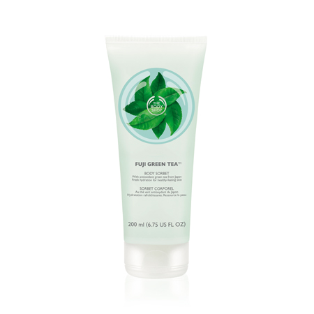 the body shop green tea body sorbet-159