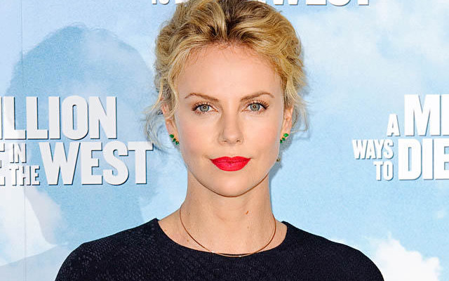 """Image #: 29687218    Charlize Theron at the """"A Million Ways To Die In The West"""" Photocall held at Claridges in London on May 27, 2014.   Alpha /Landov"""
