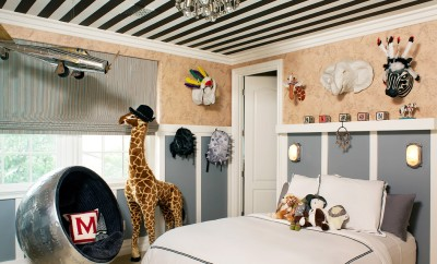 Mason-Disick-Retro-Cool-Big-Boy-Room