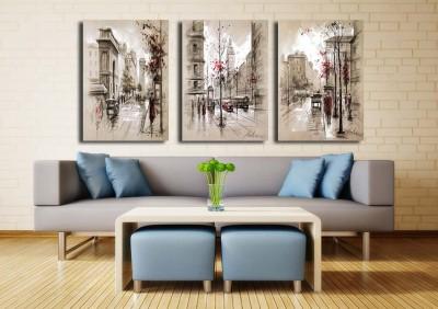 3-panel-Global-yang-luar-jalan-berdiri-di-sini-kanvas-lukisan-Dekorasi-rumah-ruang-tamu-kanvas