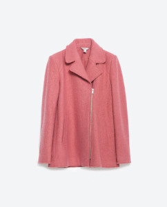Collar Coat, ZARA