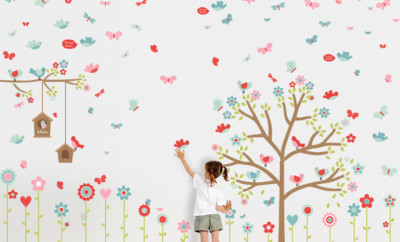 modern-kids-wall-decor