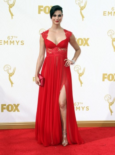 51856264 The 67th Annual Primetime Emmy Awards-Arrivals held at The Microsoft Theatre in Los Angeles, California on 9/20/15 The 67th Annual Primetime Emmy Awards-Arrivals held at The Microsoft Theatre in Los Angeles, California on 9/20/15 Morena Baccarin FameFlynet, Inc - Beverly Hills, CA, USA - +1 (818) 307-4813