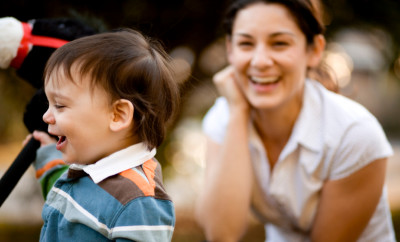 Laughing-child-and-woman-000012536597_Small