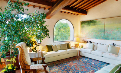 casa Valle Bandina in Toscana