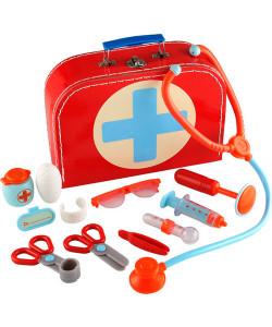 Nurse's Medical Case - Red ELC