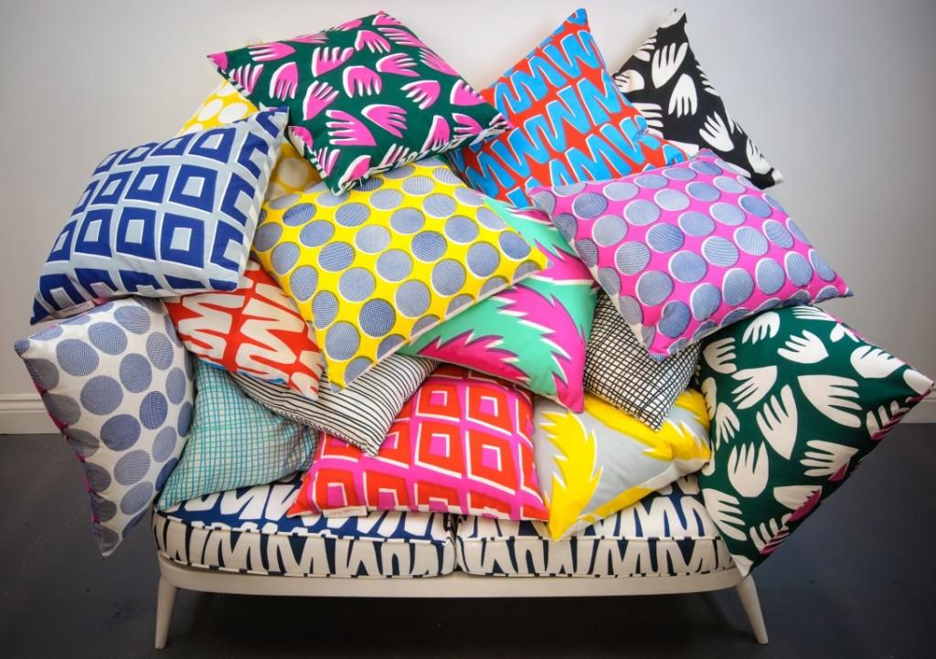 missoni cushion