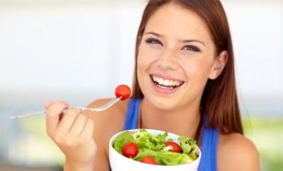 salad lady