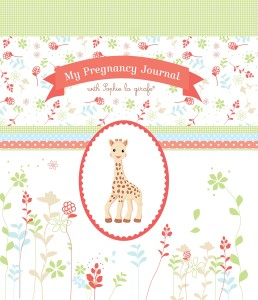 My Pregnancy Journal with Sophie la Girafe