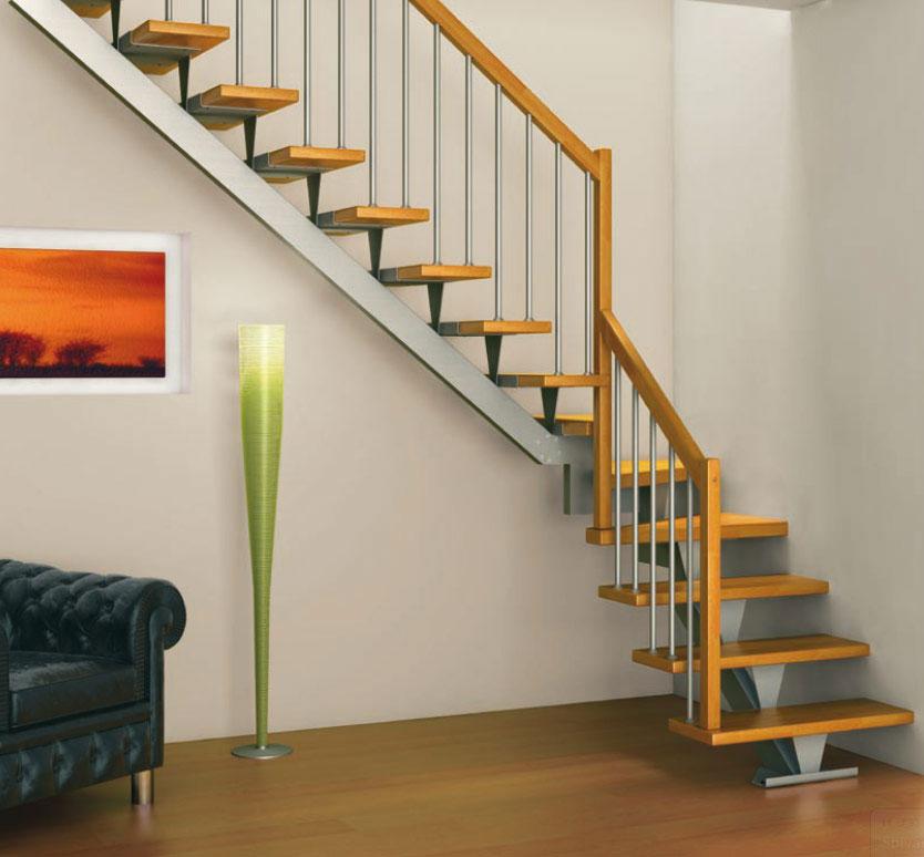 Minimalist-Stairs-Design-Ideas & Inspirasi Tangga untuk Rumah Mungil | Smartmama