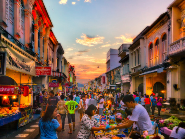 Phuket's Old Town
