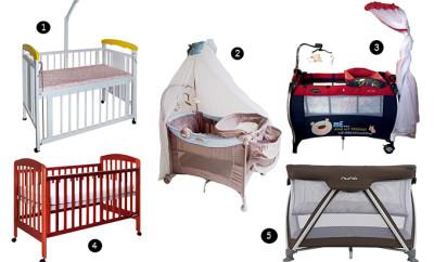 yosi tempat tidur bayi