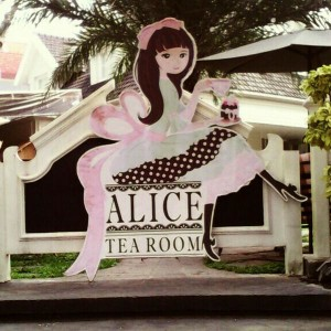 Alice Tea Room Malang