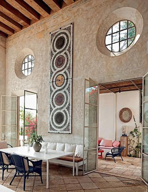Inspirasi Desain Rumah Bergaya Eropa