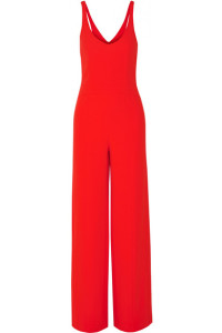 Stretch-crepe jumpsuit, Narciso Rodriguez - Net-a-Porter.