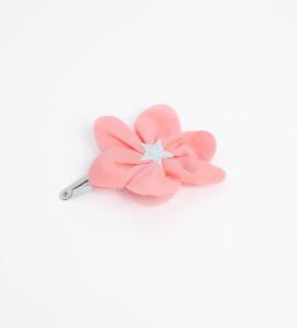 Flower hair clip zara