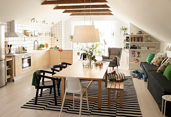 Ide-ruang-makan-IKEA