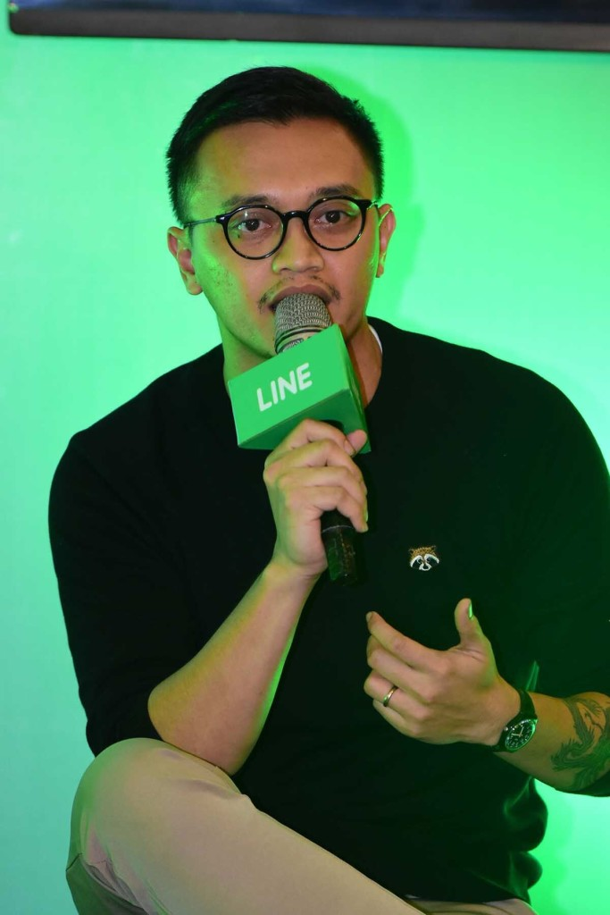 Ernanda Putra, Co-Founder dan Creative Director Makna Creative