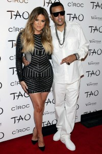 Khloe dan French Montana