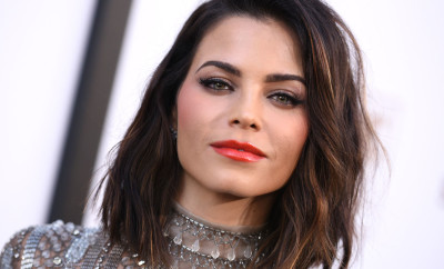 "Jenna Dewan Tatum arrives at the Los Angeles premiere of ""Magic Mike XXL"" at the TCL Chinese Theatre on Thursday, June 25, 2015. (Photo by Richard Shotwell/Invision/AP)"