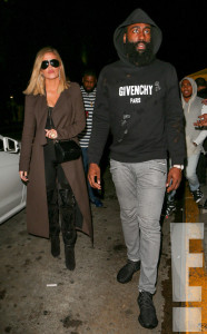 Khloe dan James Harden