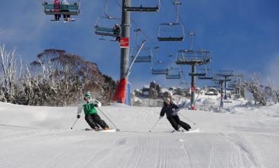 Thredbo skiing_Kosciuszko Thredbo Tourism(1)