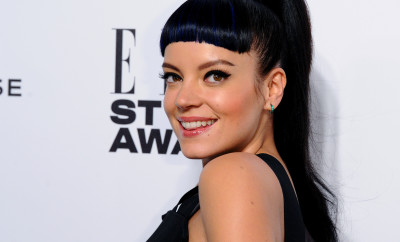 LONDON, ENGLAND - FEBRUARY 18:  Lily Allen attends the Elle Style Awards 2014 at one Embankment on February 18, 2014 in London, England.  (Photo by Anthony Harvey/Getty Images)