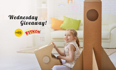 Fitkom wednesday give away