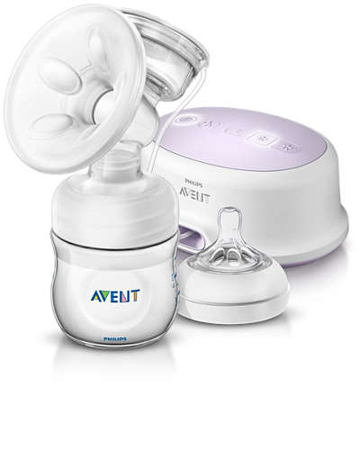 Avent Comfort Single Electric