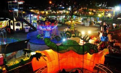Wisata Bandung Carnival Land