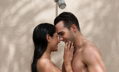 Couple in a Shower