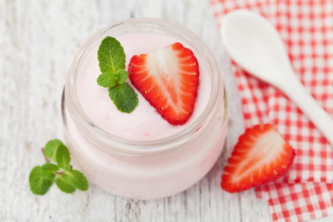 Puding Yoghurt Strawberry | Smartmama