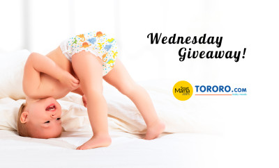 Wednesday Giveaway Happy Diapers