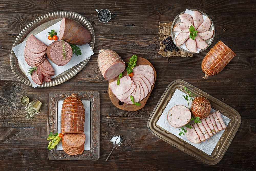 Smoked Chicken Ham