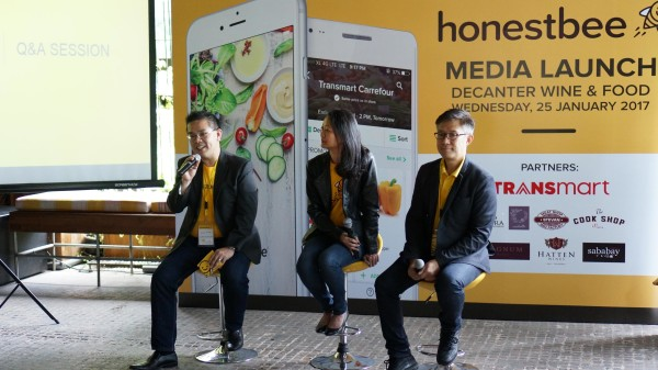 1.honestbee Indonesia Launch
