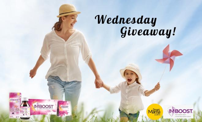 Imboost Wednesday Giveaway (web)