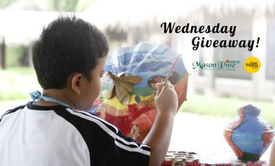 Mason Pine Wednesday Giveaway 2