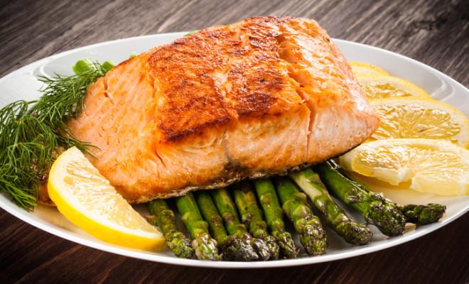 Resep Ikan Salmon Goreng Madu Smartmama