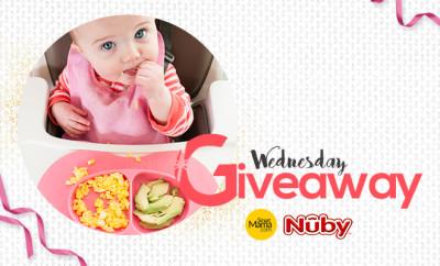 Wednesday Giveaway Nuby (web)