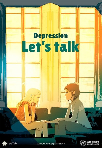 depression lets talk