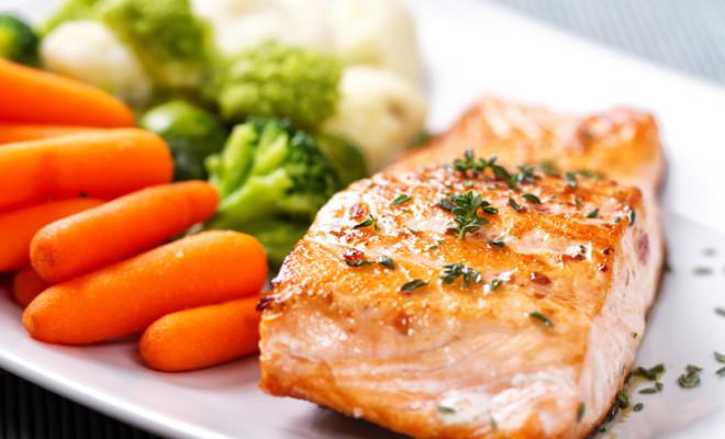 Resep Ikan Salmon Saus Mentega Smartmama