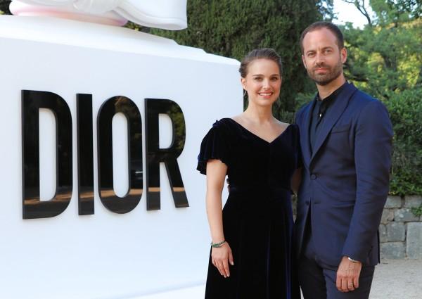 Natalie Portman & suami, Benjamin Millepied