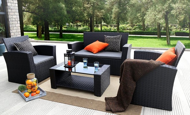 outdoor furniture patio. Interior Design. 15 Inspiring Patio Décor Outdoor Furniture