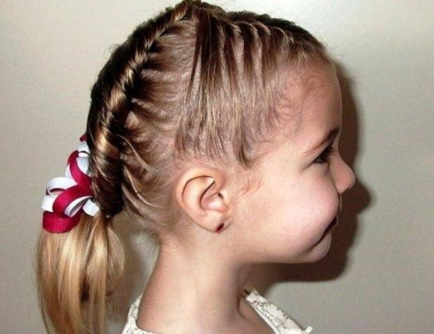 Pilihan Gaya Rambut Untuk Si Kecil Ke Sekolah Smartmama - Gaya rambut anak perempuan ke sekolah