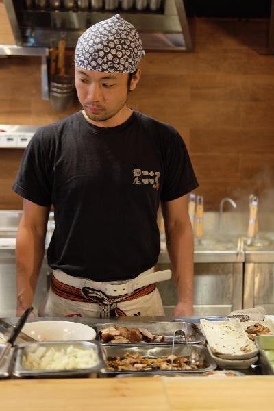Chef Takuma Ishikawa